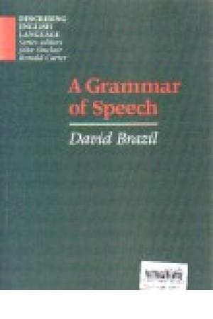 A Grammar Of Speech