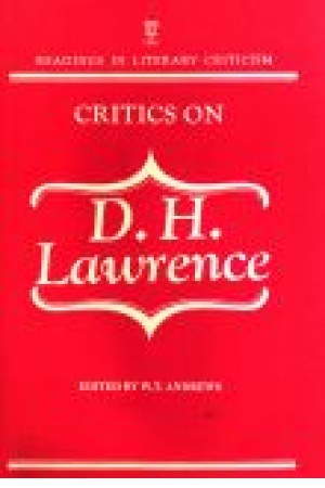 Critics On D.H lawrence