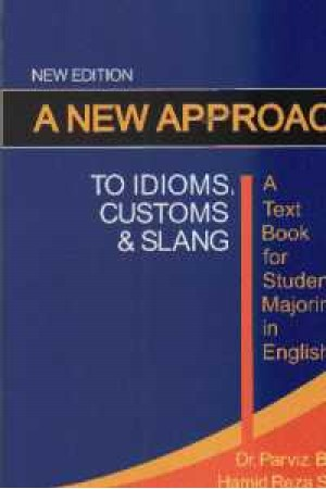 A New Approach To Teaching Idiomatic Expressions and Slang
