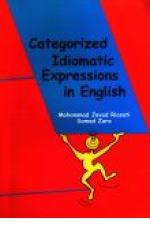 Categorized Idiomatic Expressions In English