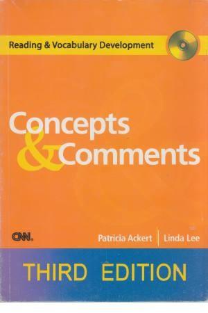 Concepts & Comments