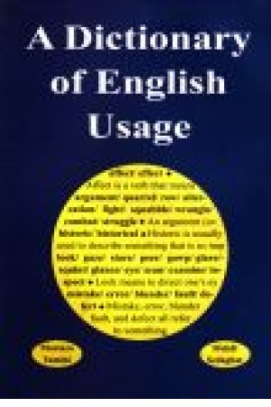 A Dictionary Of English Usage