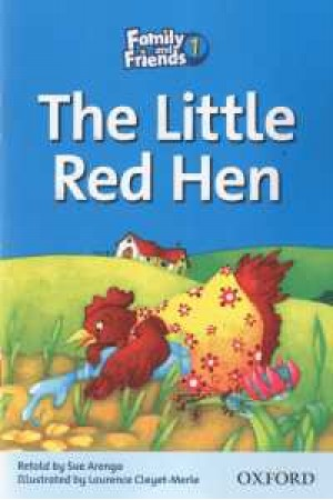 family and friends 1 rb. the little red hen