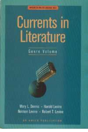 currents in literature (genre vol)