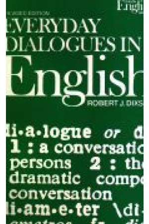 Everyday Dialogues In English