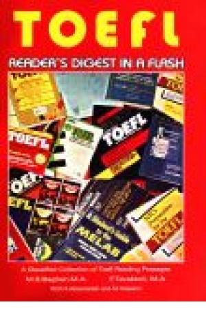 TOEFL Reader's In a Flash