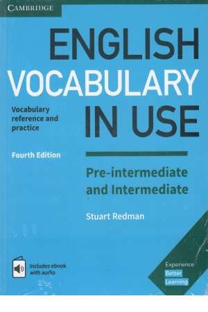 English Vocabulary in Use Pre -intermediate and intermediate