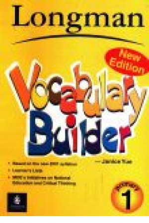 New vocabulary Builder 1