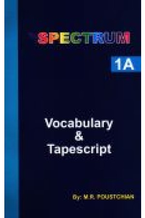 Spectrum 1a Vocabulary & Tapescript