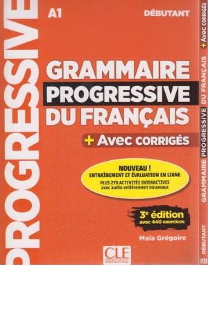 grammaire du francais debutant